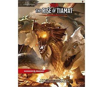 D&D - Rise Of Tiamat (BOOK)