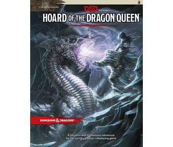 D&D - Hoard Of The Dragon Queen (BOOK)