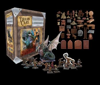 Terrain Crate - Game masters Dungeon Starter Set