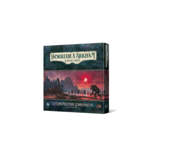 Horreur À Arkham JCE - The Innsmouth Conspiracy Deluxe (Français)