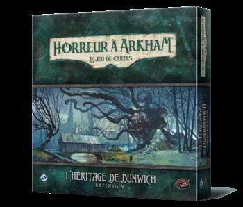 Horreur À Arkham JCE - Ext. L Heritage De Dunwich (Français)