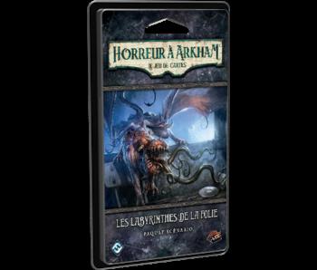 Horreur À Arkham JCE - Ext. Labyrinthes De La Folie (Français)