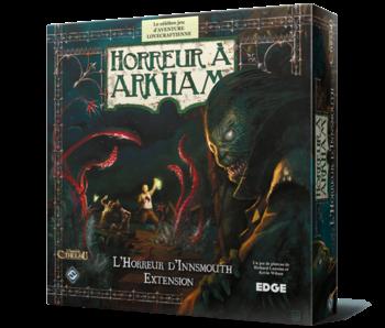 Horreur À Arkham - L Horreur D Innsmouth (Français)