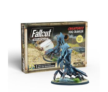 Fallout Wasteland Warfare - Fog Crawler