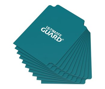 Ultimate Guard Card Dividers Petrol