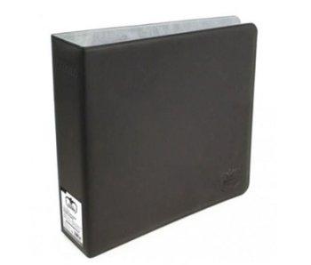 Ultimate Guard Supreme Compact D-Ring Album Xenoskin Black