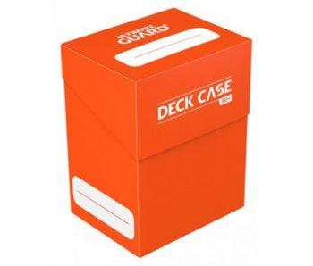 Ultimate Guard Deck Case Standard Orange 80+
