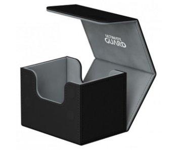 Ultimate Guard Deck Case Sidewinder 100+ Xenoskin Black