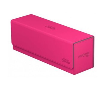 Ultimate Guard Deck Case Arkhive 400+ Xenoskin Pink