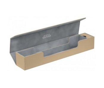 Ultimate Guard Flip N Tray Mat Case Xenoskin Sand