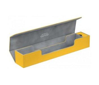 Ultimate Guard Flip N Tray Mat Case Xenoskin Amber (Yellow)