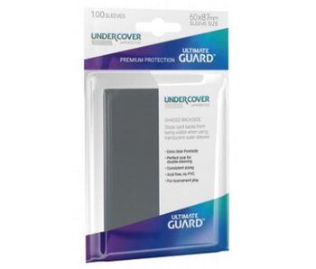 Ultimate Guard Sleeves Undercover Small 100Ct