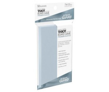 Ultimate Guard Sleeves Premium For Tarot Cards 50Ct