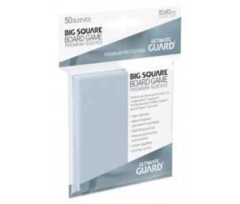 Ultimate Guard Sleeves Premium Big Square 50Ct