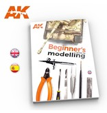 AK Interactive AK Interactive Beginners Guide to Modelling - English Book