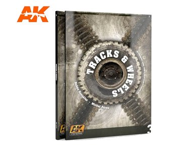 AK Interactive TRACKS & WHEELS (AK LEARNING SERIES No3) English Book