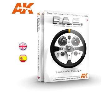 AK Interactive CIVIL VEHICLES SCALE MODELLING F.A.Q - English Book