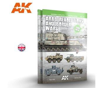AK Interactive ARAB REVOLUTIONS AND BORDER WARS VOL3 - English Book