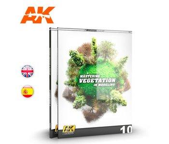 AK Interactive AK Learning 10 Mastering Vegetation in Modeling Book