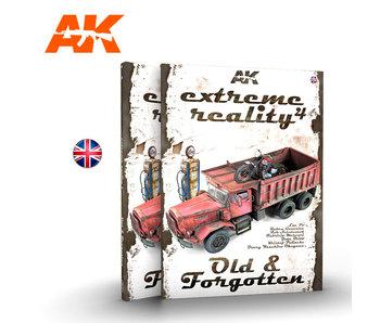 AK Interactive Extreme Reality 4 - Old & Forgotten - English Book