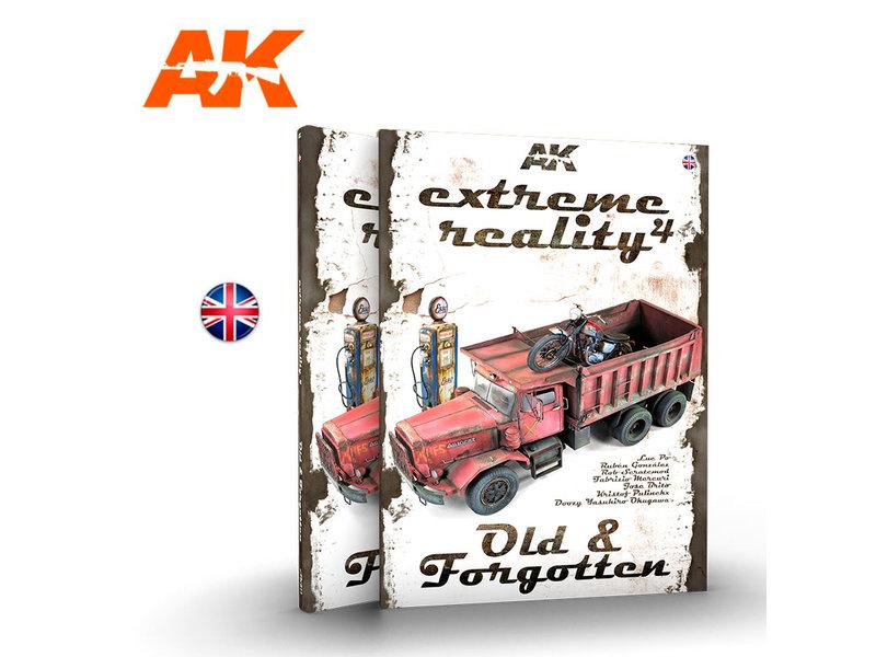 AK Interactive AK Interactive Extreme Reality 4 - Old & Forgotten - English Book