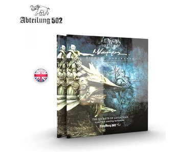Abteilung 502 SECRETS OF LEVIATHAN - (English) Book