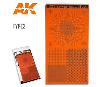 AK Interactive Easycutting Board Type 2