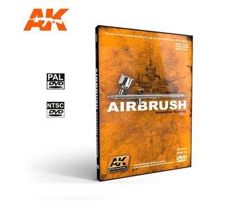AK Interactive Airbrush Essential Training (DVD)