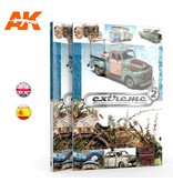 AK Interactive AK Interactive EXTREME2 - Compilation of AK-307 and AK-404 - English Book