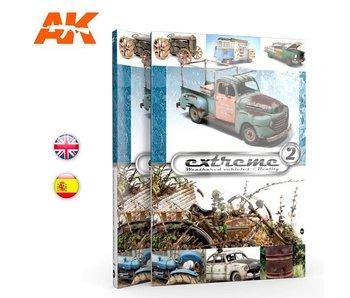 AK Interactive EXTREME2 - Compilation of AK-307 and AK-404 - English Book