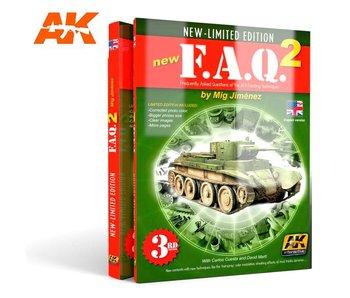AK Interactive FAQ VOL.2 - English 4th edition Book