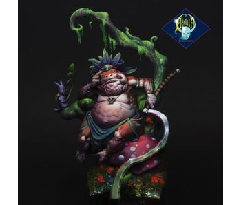 Aradia Miniatures Toad King - The Toad Father (AM37)