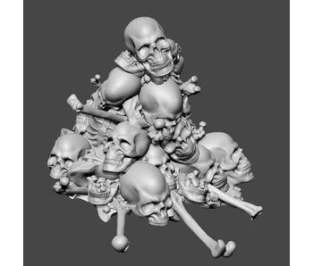 Aradia Miniatures Pile of Skulls (AM35)