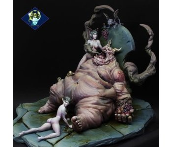 Aradia Miniatures Ciacco - King of Gluttons (AM52)