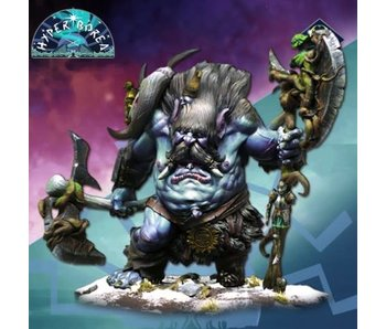 Aradia Miniatures Jotun - The 9 Faces Troll (AM59)