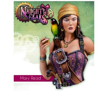 Naughty Gears Bust Mary Read (SNG-001) (1:12)