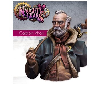 Naughty Gears Bust Captain Ahab (SNG-007) (1:12)
