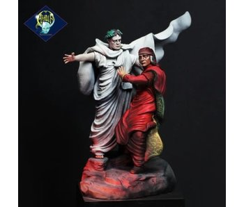 Aradia Miniatures Dante And Virgil (AM28)