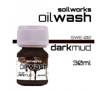 Oilwash Dark Mud (SWE-02) (30 ml)