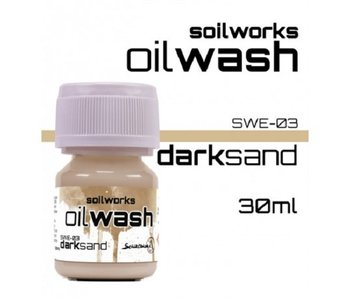 Oilwash Dark Sand (SWE-03) (30 ml)