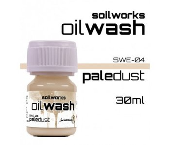 Oilwash Pale Dust (SWE-04) (30 ml)