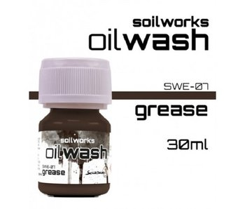 Oilwash Grease (SWE-07) (30 ml)