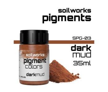 Pigments Dark Mud (SPG-03) (35 ml)