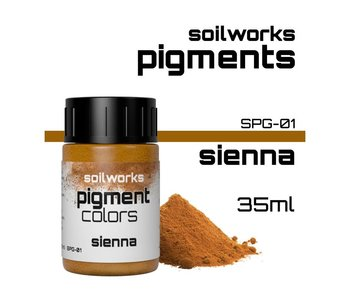 Pigments Sienna (SPG-01) (35 ml)