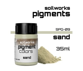 Pigments Sand (SPG-09) (35 ml)