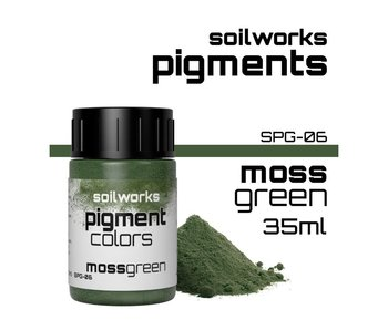 Pigments Moss Green (SPG-06) (35 ml)
