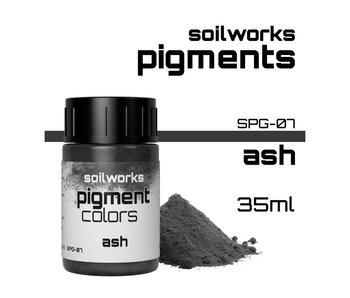 Pigments Ash (SPG-07) (35 ml)
