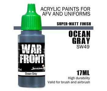 Scale Color War Front Ocean Gray (SW-49) (17 ml)