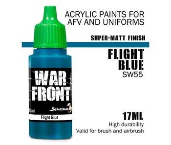 Scale Color War Front Flight Blue (SW-55) (17 ml)