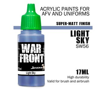 Scale Color War Front Light Sky (SW-56) (17 ml)